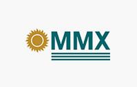 Logo MMX Mineração e Metálicos