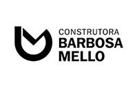 Logo Construtora Barbosa Mello