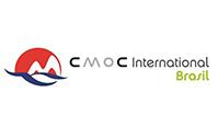 Logo CMOC International Brasil