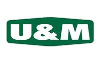 Logo U&M Mineração e Construção