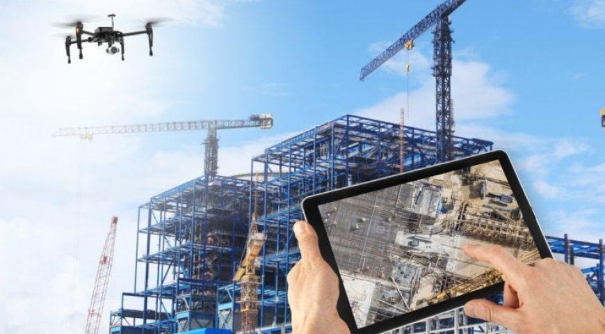 Utilizando VANTs/drones para baixa de obras (obtenção do Habite-se)