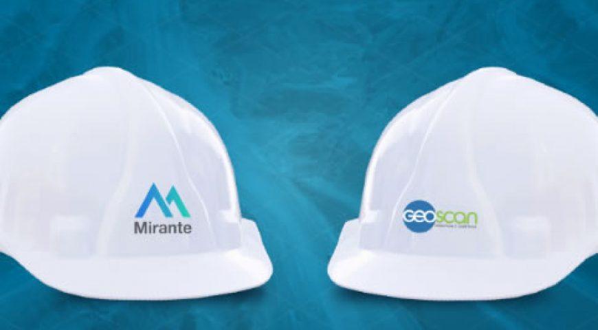 Mirante e GeoScan firmam parceria para expandir rede de serviços em mineração
