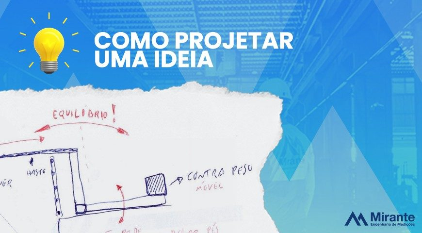 Como projetar uma ideia