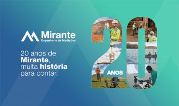 20 anos de Mirante, muita história para contar. Confira!